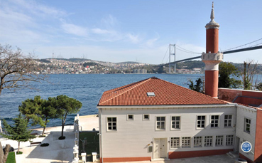 Ortaköy Defterdar İbrahim Paşa Camii